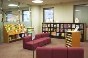 あざれあ図書室1