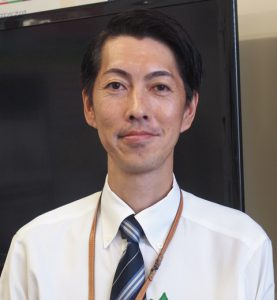 店長の佐々木大輔さん