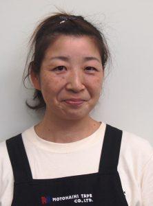 酒井栄子さん
