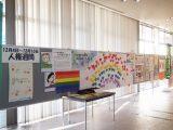 人権週間展示2017