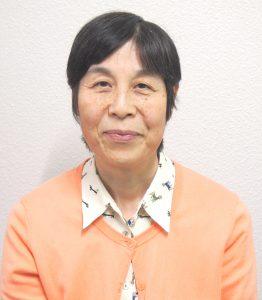 熊谷滋子さん